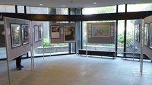 Ausstellung Rathaus Göttingen Bild 1