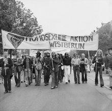 Homesexuelle Aktion Westberlin