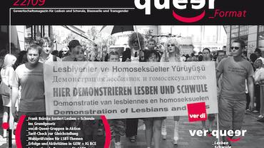 queer_Format 22/2009 Titel