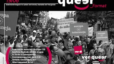 queer_Format 19/2006 Titel