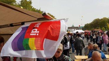 Demo zum 1. Mai 2016 in Berlin