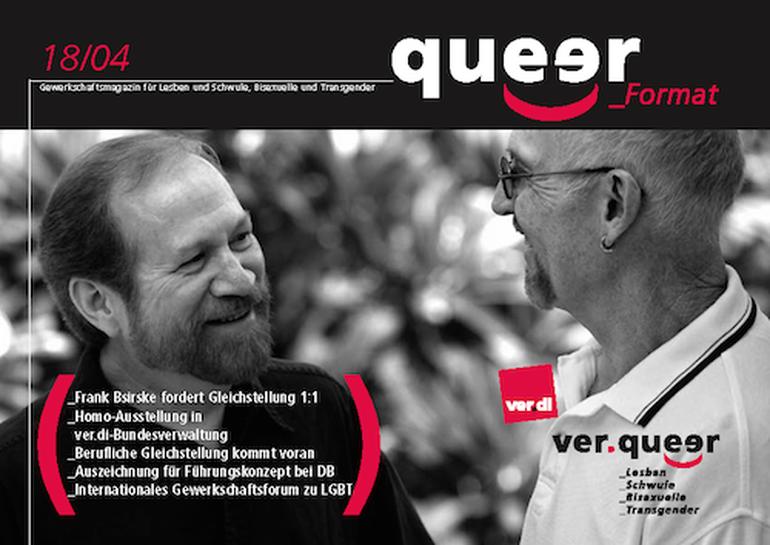 queer_Format 18/2004 Titel