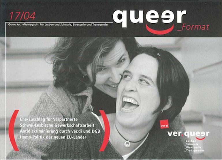 queer_Format 17/2004 Titel