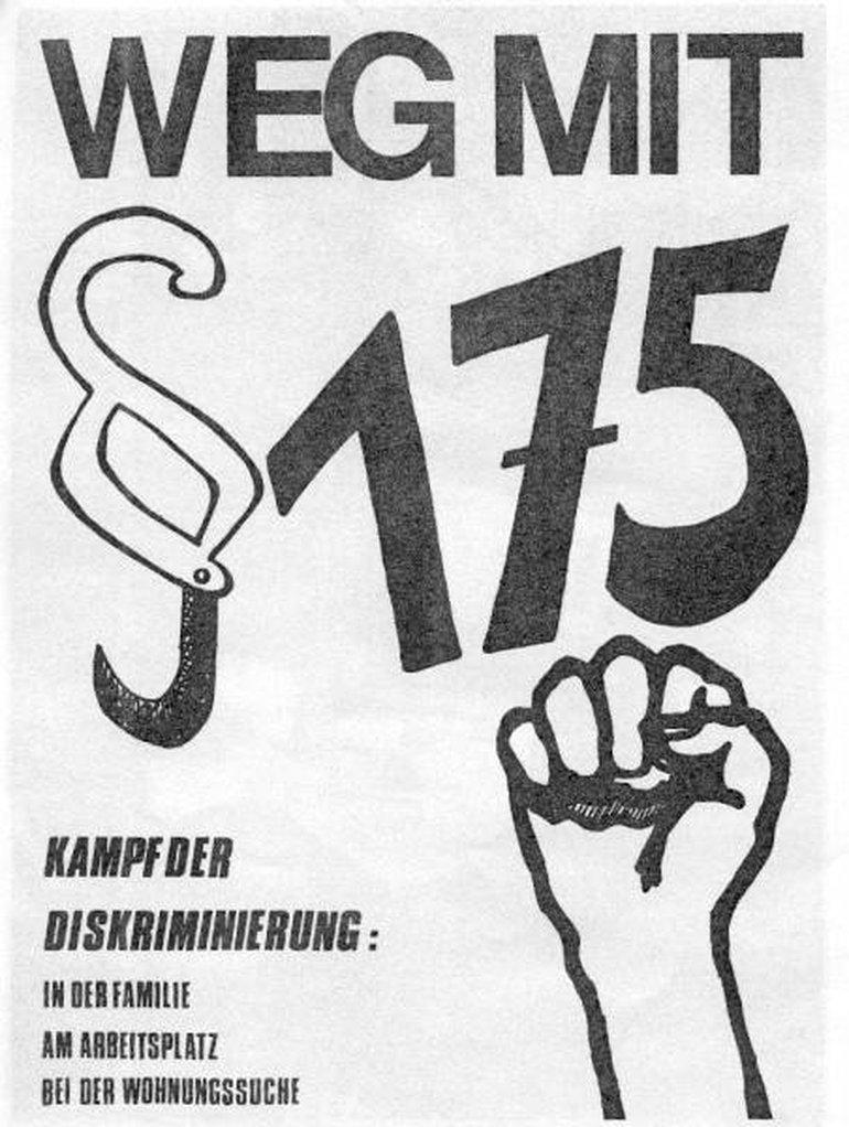 Weg mit §175