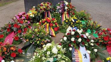 Gedenken an die homosexuellen Opfer des Nationalsozialismus