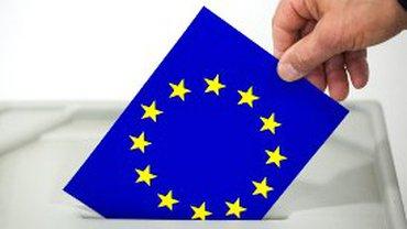 Wahlzetteleinwurf