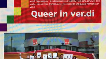 Queer in ver.di - Ausgabe 29/2019