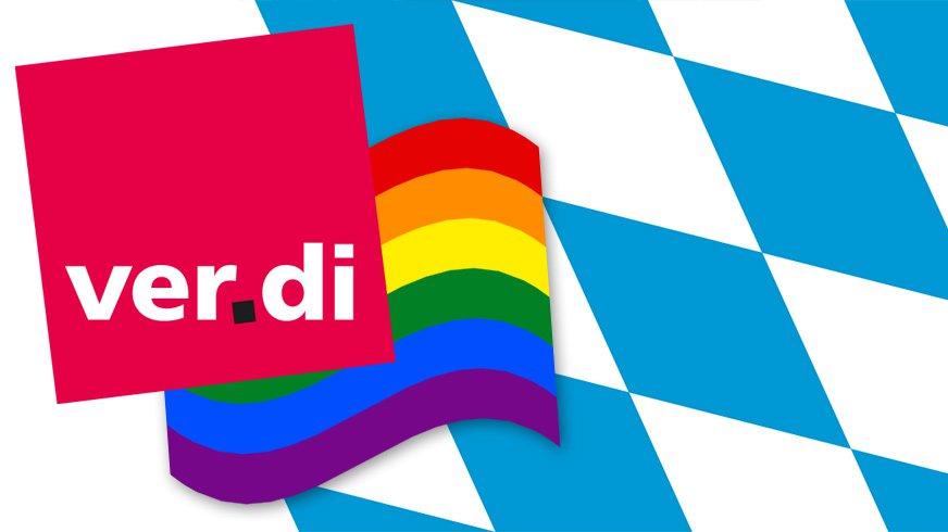 ver.di regenbogen Bayern