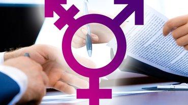 Vertrag mit Pride-Symbol
